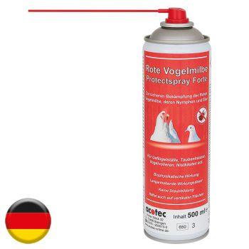 ROTE VOGELMILBE PROTECTSPRAY FORTE